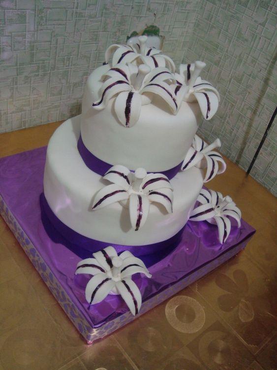 Фото торта «уфа»