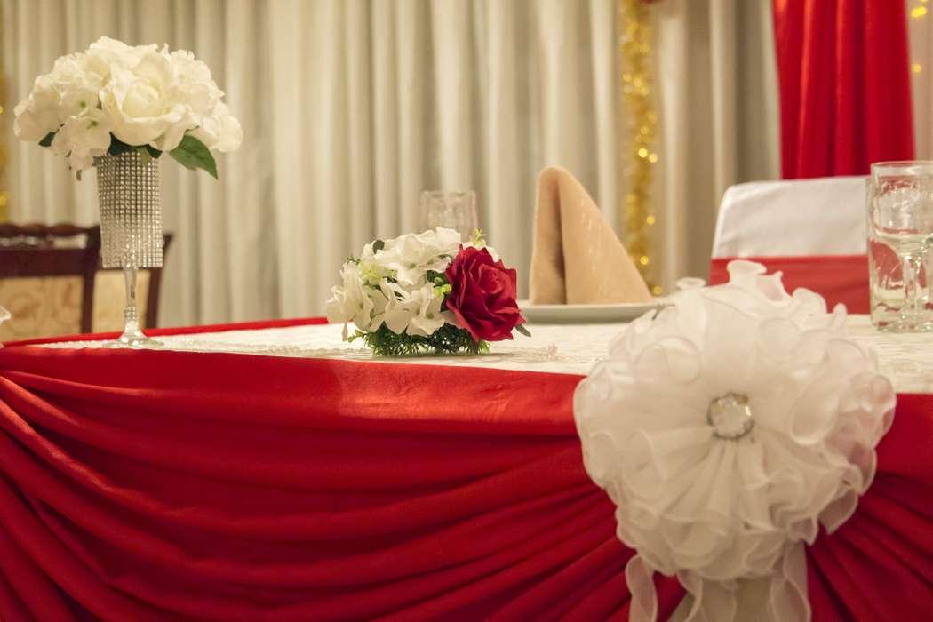 """Свадьба в ресторане """"ФОНТАН"""". - фото 3523895 Свадебный декоратор  Ирина Воробьёва"""