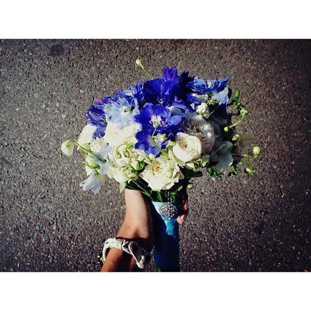 Фото 12273882 в коллекции Свадебный букет невесты - Мистер Пион by IRINA Burtceva Flowers&Decor