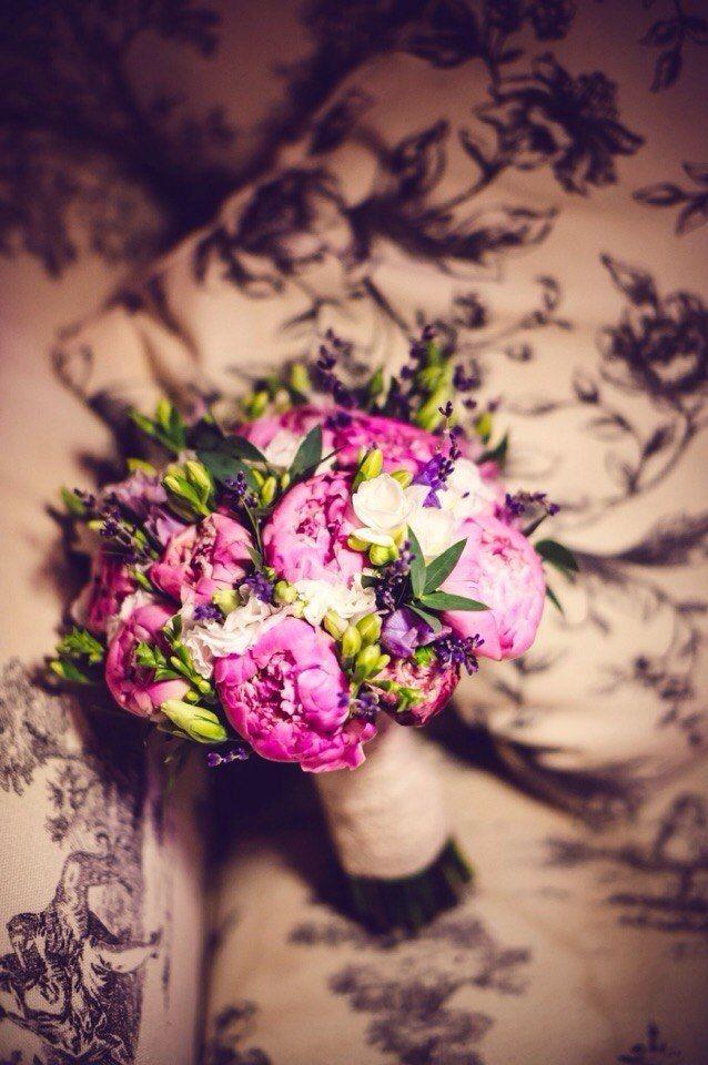 Фото 12273888 в коллекции Свадебный букет невесты - Мистер Пион by IRINA Burtceva Flowers&Decor
