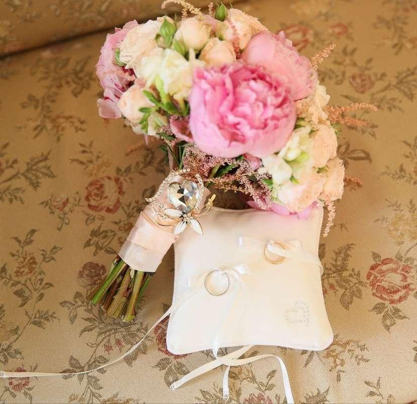 Фото 12273910 в коллекции Свадебный букет невесты - Мистер Пион by IRINA Burtceva Flowers&Decor