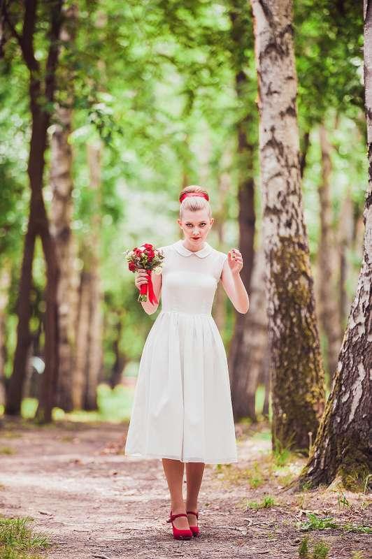 #лето #стиль #краснодар #свадебныйстиль #обработка #цветсвадьбы #букет #платье - фото 2701482 Фотограф Иван Пономаренко
