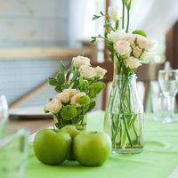 Композиции на гостевых столах