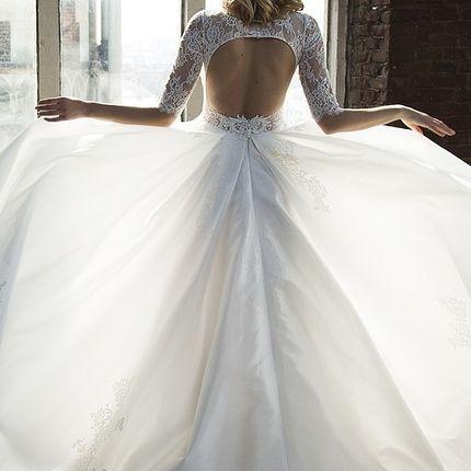 Свадебное платье Joselyn