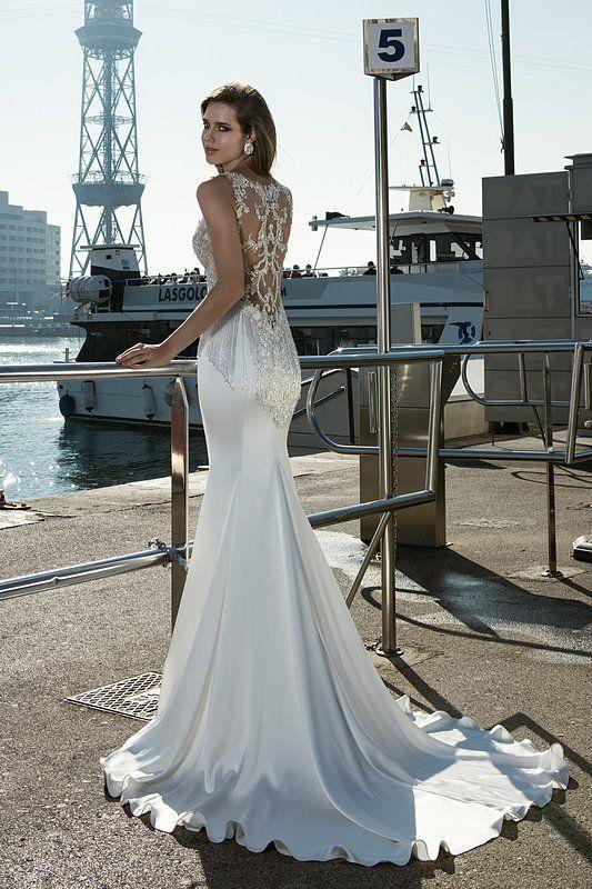 Фото 14011680 в коллекции La Petra - Bondi blue - салон свадебных платьев