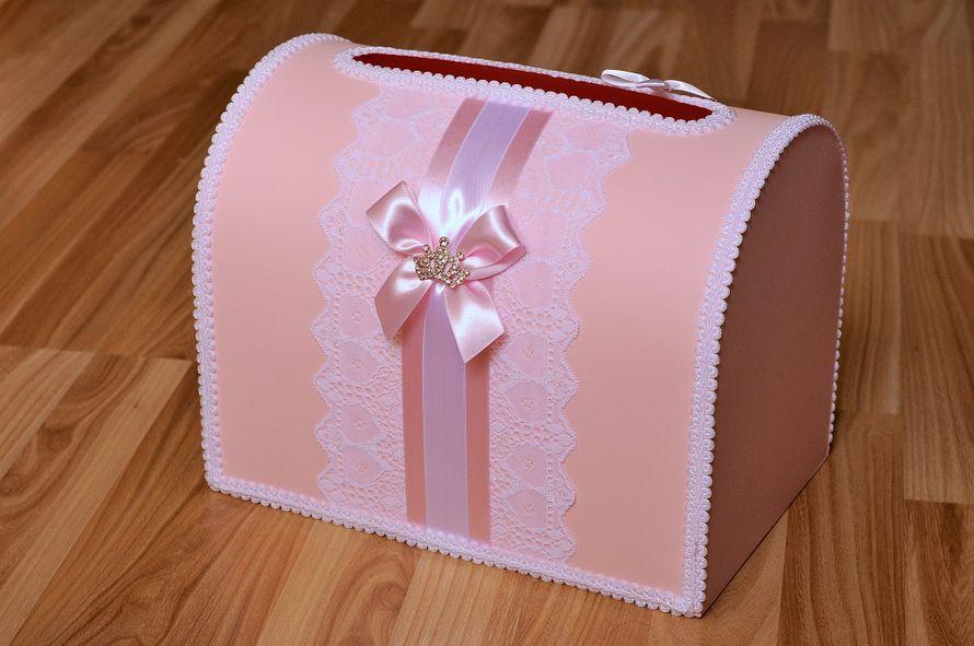 Как украсить сундучок для денег на свадьбу мастер класс
