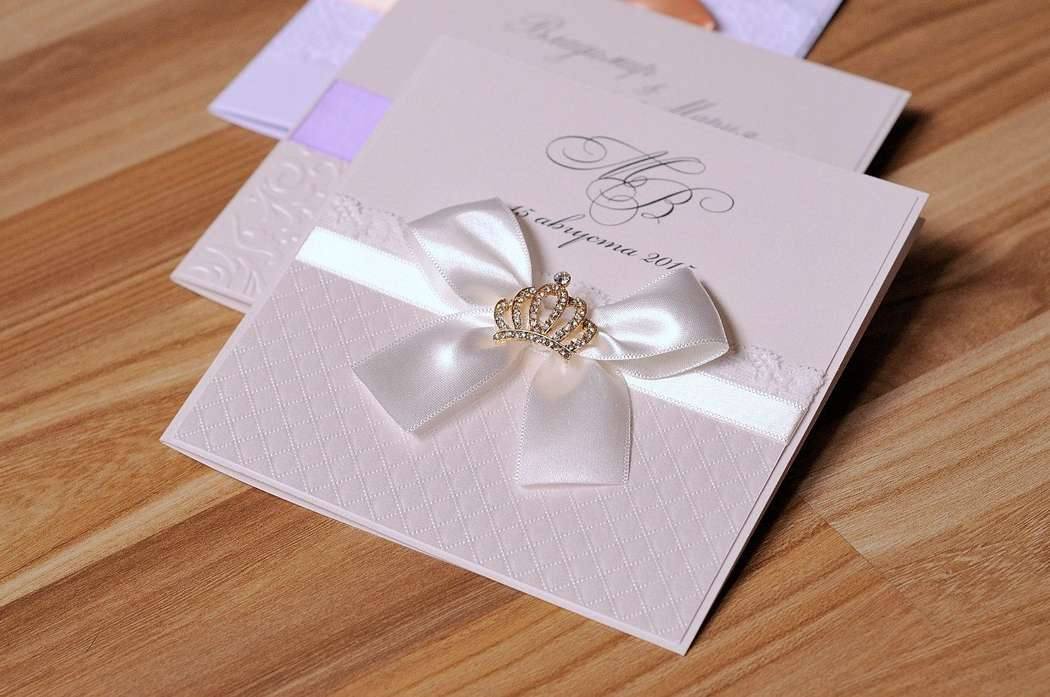 Приглашения на свадьбу казань недорого