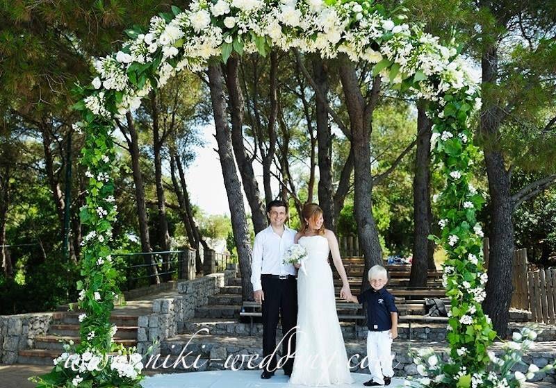 "Фото 2408973 в коллекции Портфолио - Свадебное агентство ""Niki wedding & tour"""
