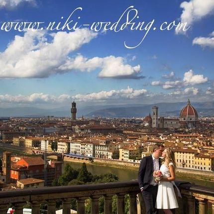 Свадьба (официальная регистрация) во Флоренции