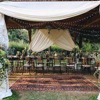 Организация свадьбы в Тоскане на частной усадьбе, на 50 человек.