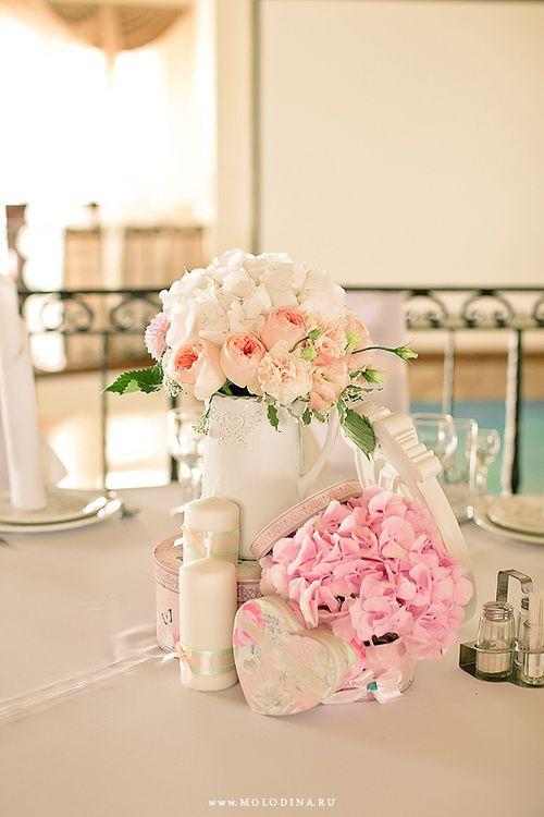 Композиции на столы гостей - фото 3868239 Premiumflor - декор и флористика