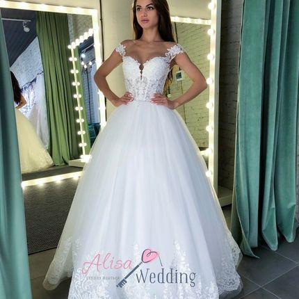 """Свадебное платье """"Джери"""""""