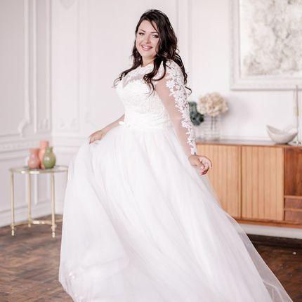 """""""Mila"""" - пышное платье"""