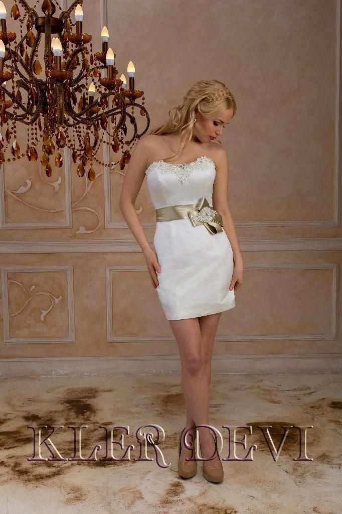 Свадебное платье-трансформер Леона