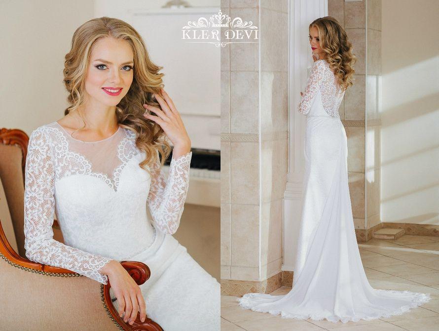 Как быстро сшить свадебное платье