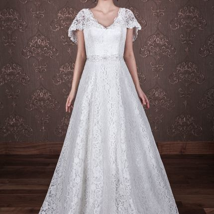 Свадебное платье Leyka