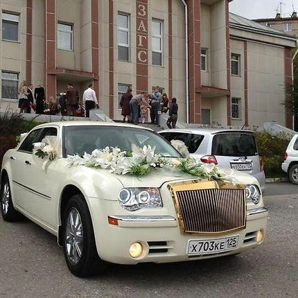 Аренда Chrysler 300C Rolls-Royce Style