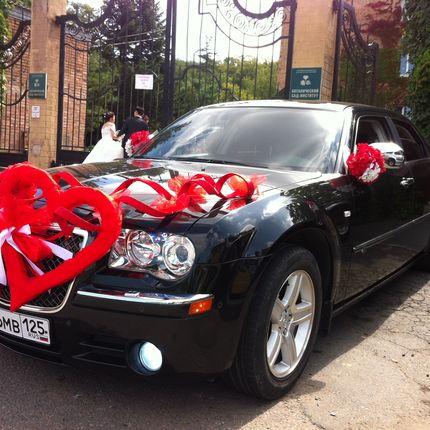 Прокат Chrysler 300C Bentley Style