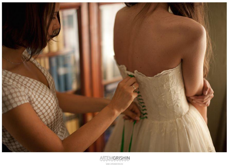 Фото 1650749 в коллекции Миша + Люда - Артем Гришин свадебный фотограф в Тольятти,Самаре