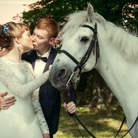 Невеста Дарья в платье от One love♥One life КОПИРОВАНИЕ ФОТО ЗАПРЕЩЕНО!
