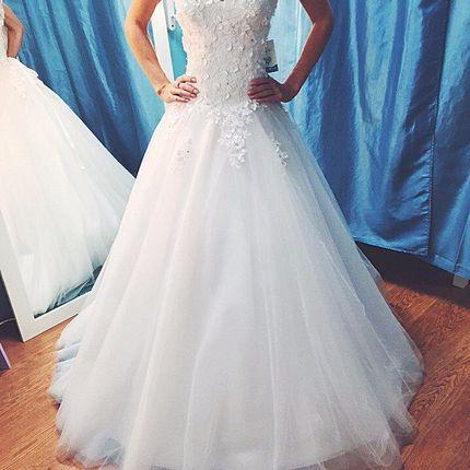 Свадебное платье 001