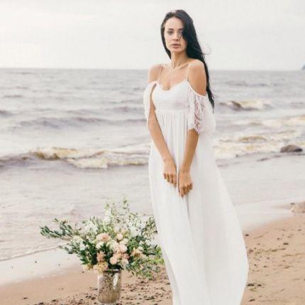 Свадебное платье Богемия