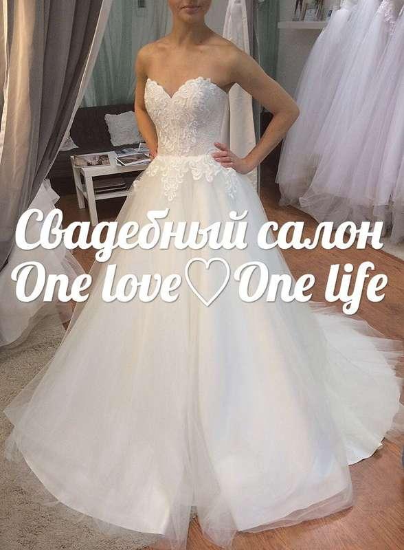 """Фото 12247030 в коллекции Примерки в нашем салоне - Свадебный салон """"One loveOne life"""""""