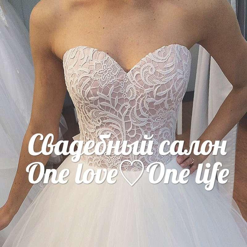 """Фото 12247036 в коллекции Примерки в нашем салоне - Свадебный салон """"One loveOne life"""""""