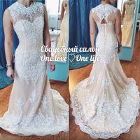 Свадебное платье Клементия Наличие уточняйте♡