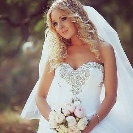 Свадебное платье, арт. 1025