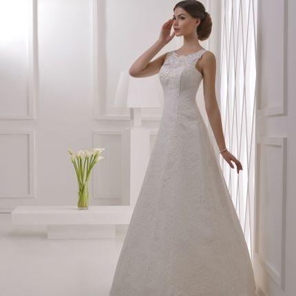Свадебное платье А441