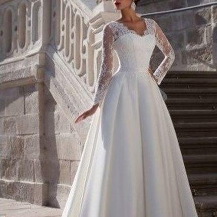 Свадебное платье А461