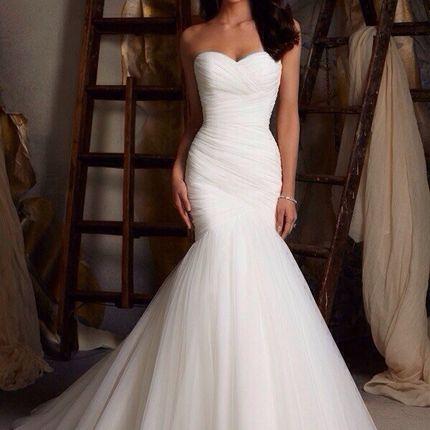 Свадебное платье А464