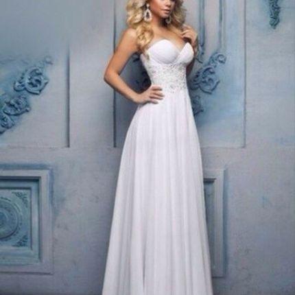 Свадебное платье А470