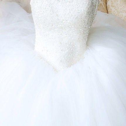 Свадебное платье А478