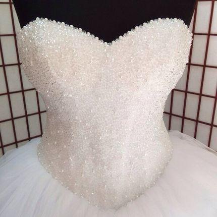 Свадебное платье А481