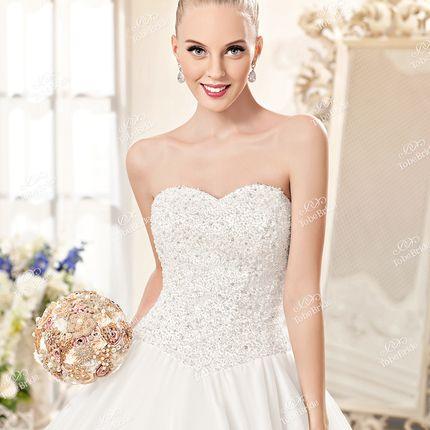 Свадебное платье To be bride А659