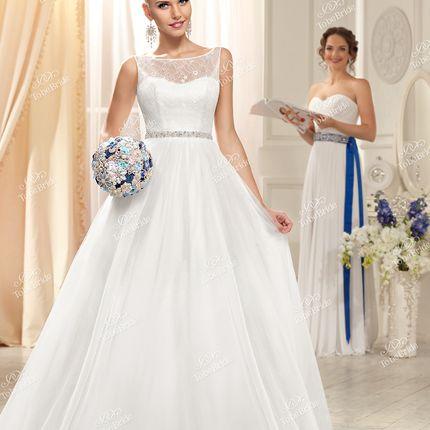 Свадебное платье А757