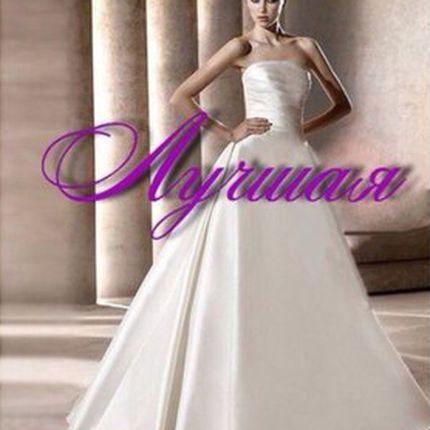 Свадебное платье А765
