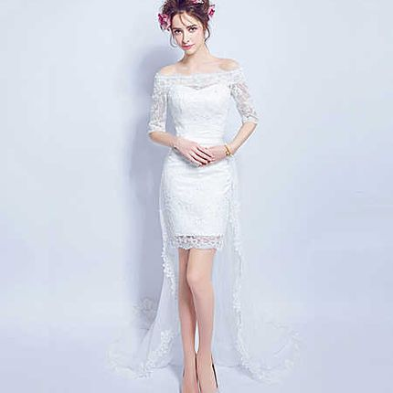 Прокат свадебного платья, модель А777