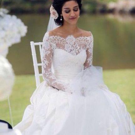 Свадебное платье А790