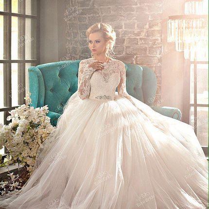 Свадебное платье - модель А804