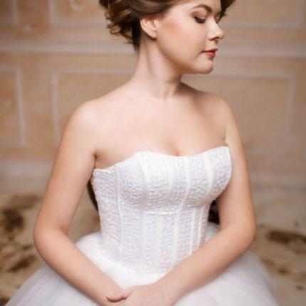 Свадебное платье - модель А808