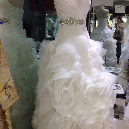 Свадебное платье мод. А829