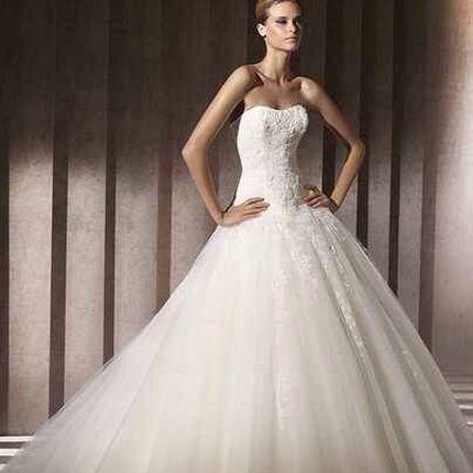 Свадебное платье, мод. А830
