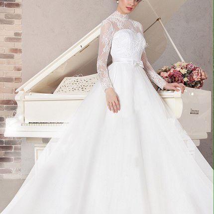 Свадебное платье А834 - прокат