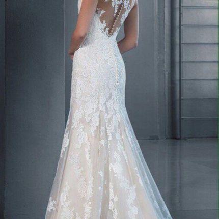 Свадебное платье А837 - прокат