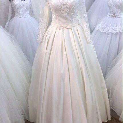 Аренда свадебного платья, модель А873