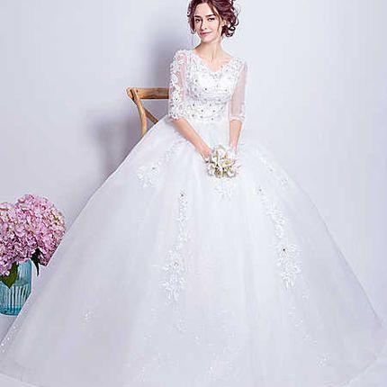 Свадебное платье, мод. А875