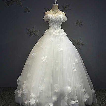 Свадебное платье - модель А893